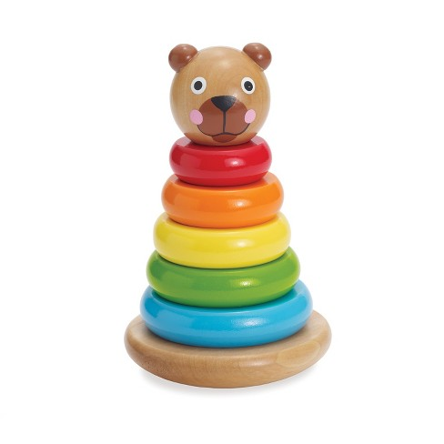 Manhattan Toy Brilliant Bear Magnetic Stack-up - image 1 of 6