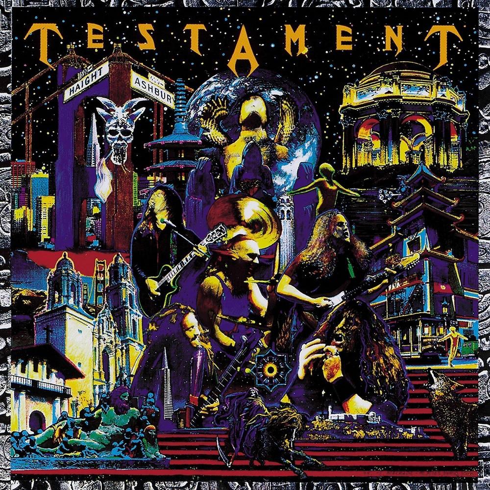 Testament Live At The Fillmore Vinyl