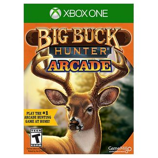Big Buck Hunter Arcade Xbox One