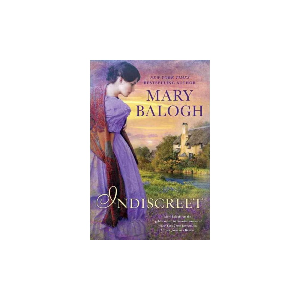 Indiscreet (Reprint) (Paperback) (Mary Balogh)
