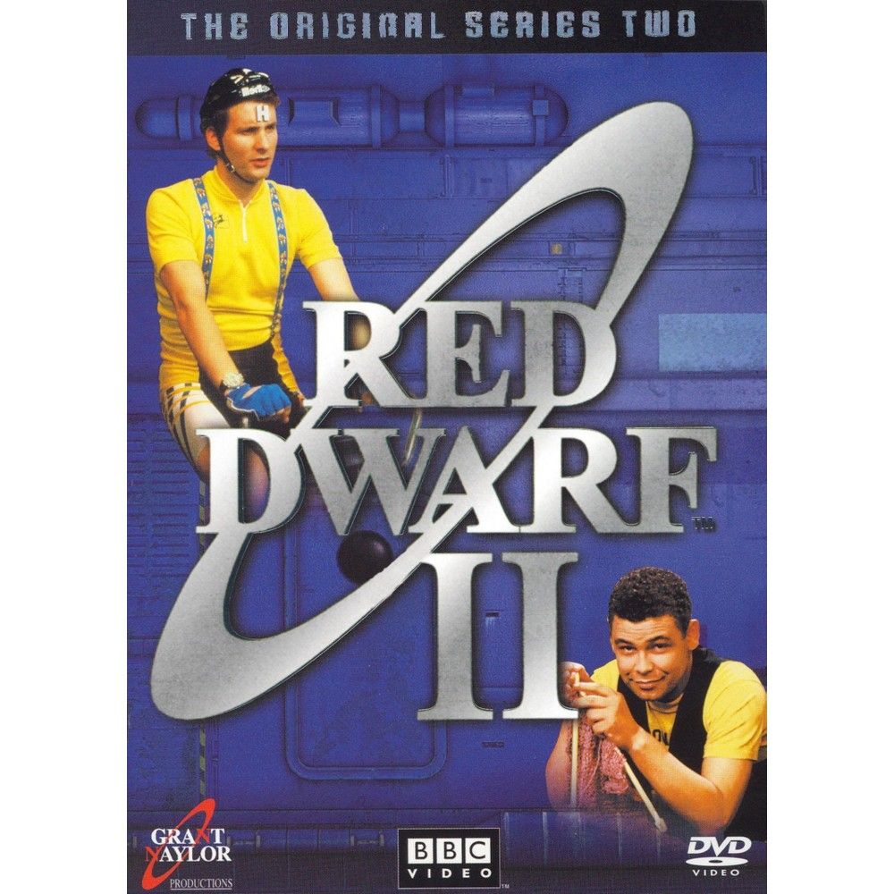 Red Dwarf Series Ii (Dvd)