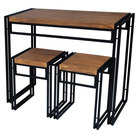 Urban Small Dining Table Set - urb SPACE
