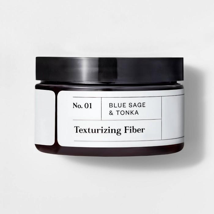 No. 01 Blue Sage & Tonka Texturizing Fiber - 4oz - Goodfellow & Co™ - image 1 of 1