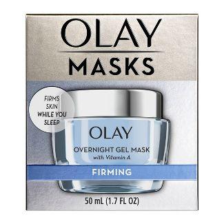 Olay Masks Firming Overnight Gel Mask - 1.7 fl oz