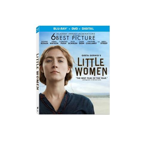 Little Women (Blu-Ray + DVD + Digital) - image 1 of 1