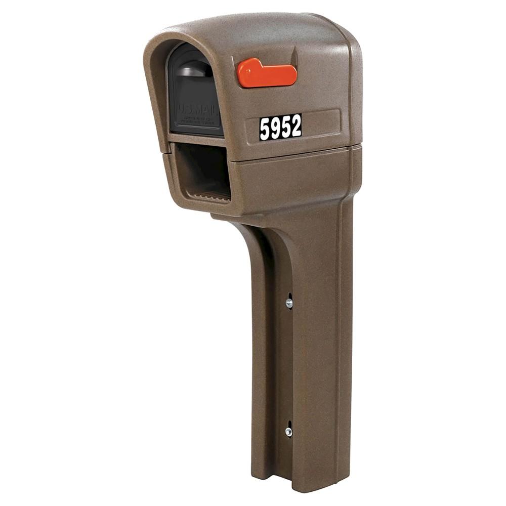 Step2 MailMaster Plus Mailbox, Black
