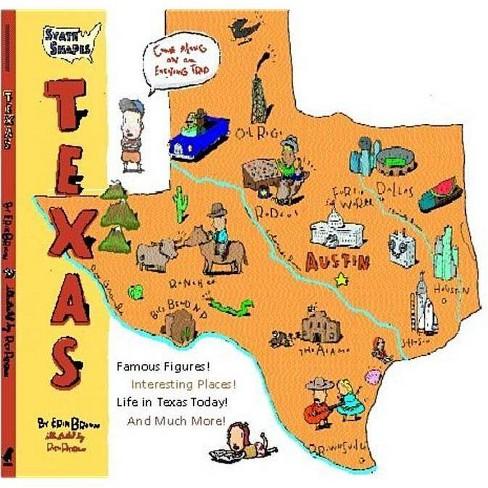 Texas - (State Shapes) by  Erik Bruun (Paperback) - image 1 of 1