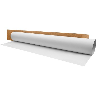 "Quartet Dry-Erase Sheets Temporary Self-Adhesive 36""x48"" White R85543"