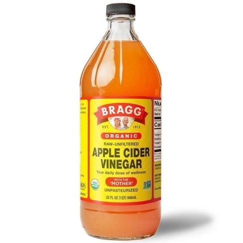 Bragg Organic Apple Cider Vinegar - 32 fl oz - image 1 of 4