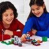 LEGO Super Mario Whomp's Lava Trouble Expansion Set Building Toy for Creative Kids 71364 - image 3 of 4