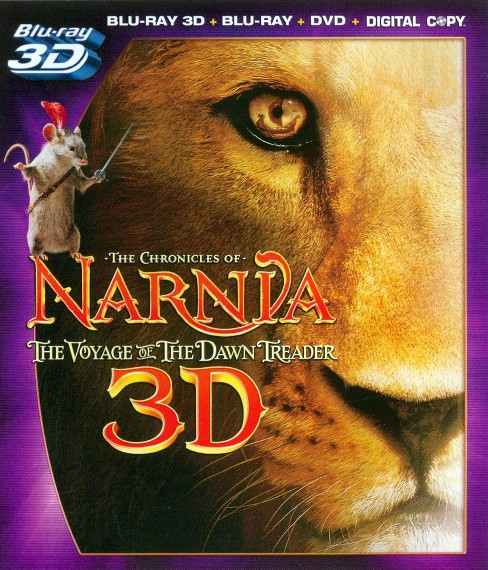 Chronicles Of Narnia:Voyage Of The 3d (Blu-ray) - image 1 of 1