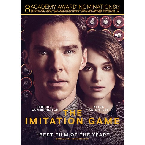The Imitation Game (DVD) - image 1 of 1