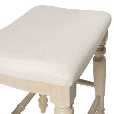 Marino Backless Counter Height Barstool - Linon : Target