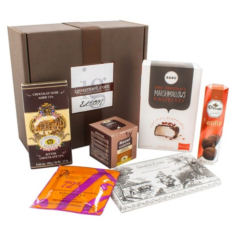igourmet European Dark Chocolate Gift Box - image 1 of 1