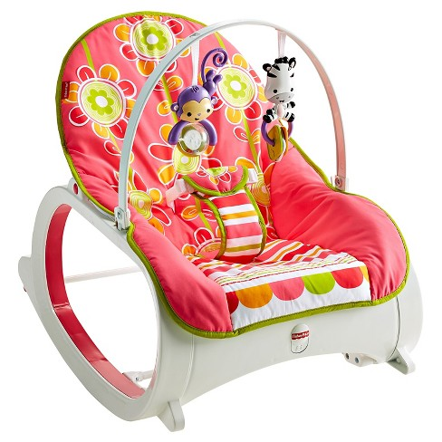 Fisher-Price Infant to Toddler Rocker - image 1 of 13