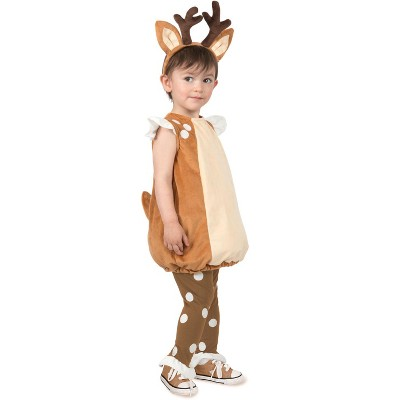 Princess Paradise Debbie the Deer Toddler Costume
