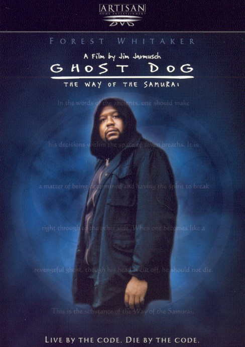 Ghost dog:Way of the samurai (DVD) - image 1 of 1