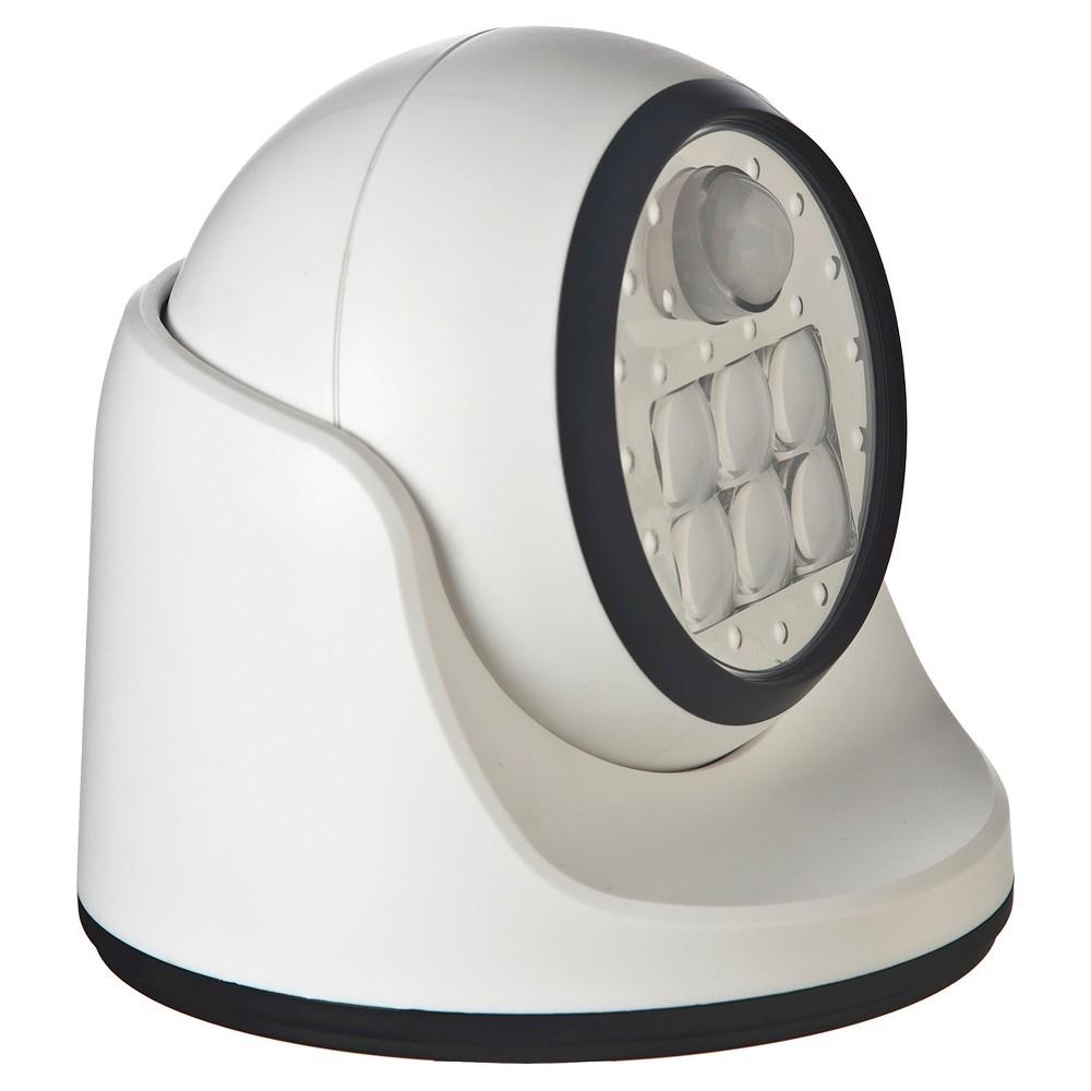 Image of Led Light It! Wireless Porch Led Light - White