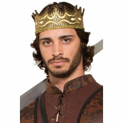 Forum Novelties Medieval Fantasy King Crown