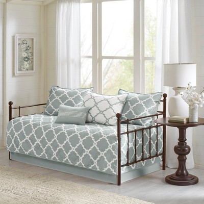 Gray Becker Reversible Daybed Set 6pc