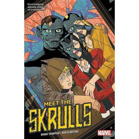 Meet the Skrulls - (Paperback) - image 1 of 1