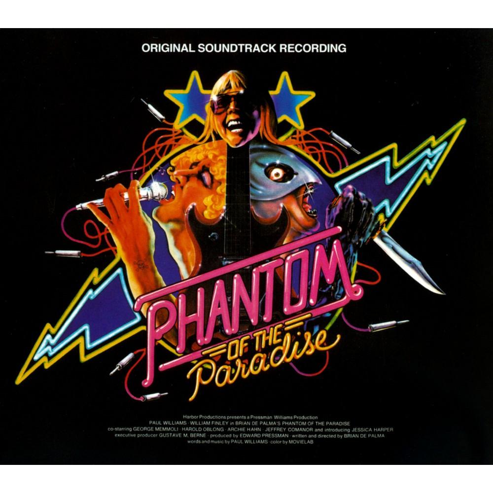 Various - Phantom Of The Paradise (Ost) (Vinyl)