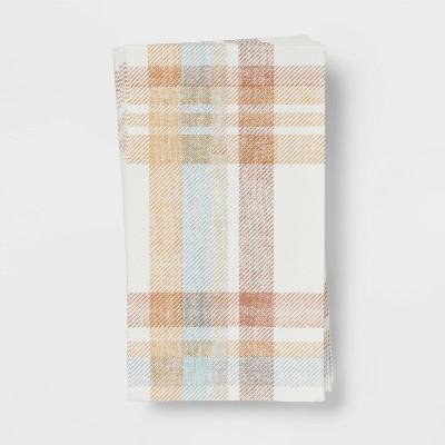 16ct Paper Plaid Disposable Napkins - Threshold™