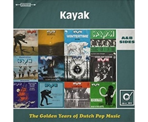 Kayak - Golden Years Of Dutch Pop Music:A&b S (Vinyl) - image 1 of 1