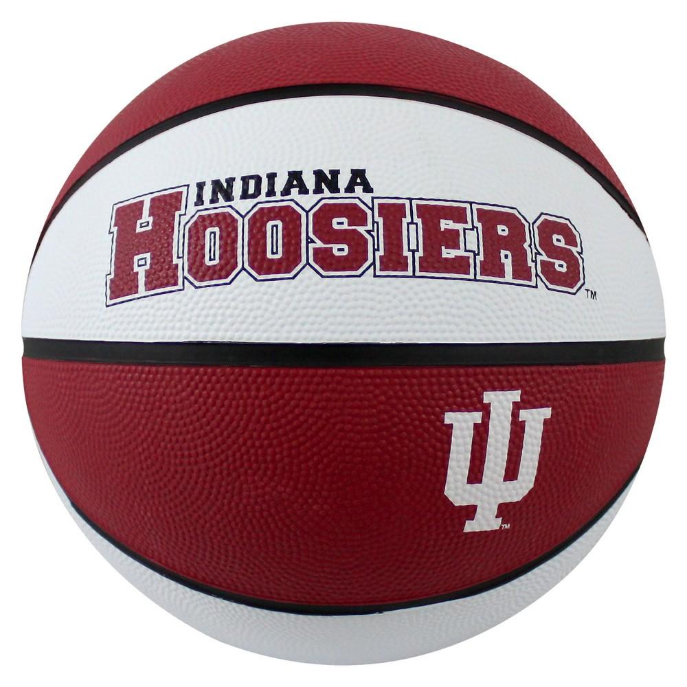 Indiana Hoosiers Vintage 5 Mini Basketball