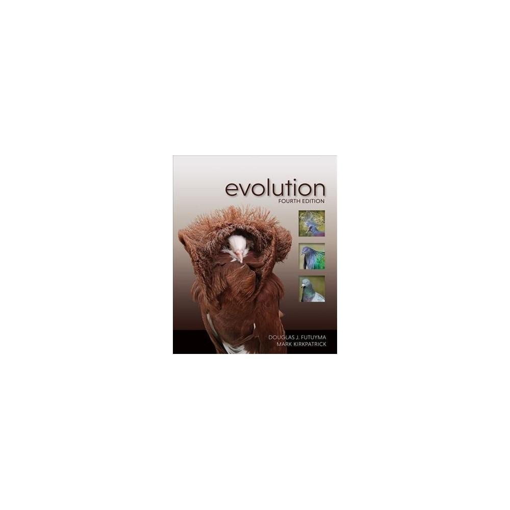 Evolution (Hardcover) (Douglas J. Futuyma & Mark Kirkpatrick)
