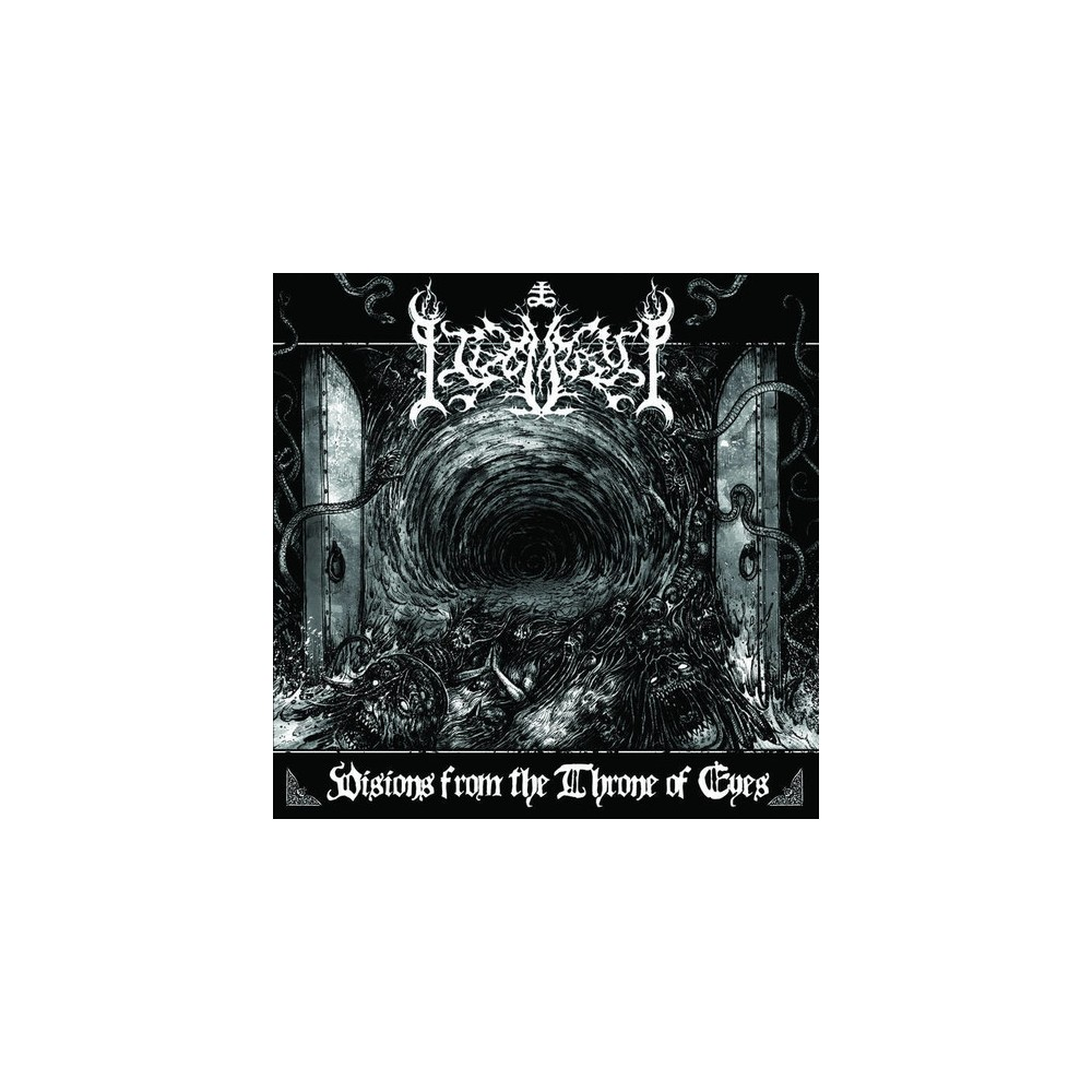 Idolatry - Visions From The Throne Of Eyes (CD)
