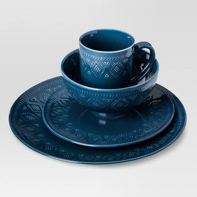 Imana Stoneware 16-pc Dinnerware Set - Threshold™