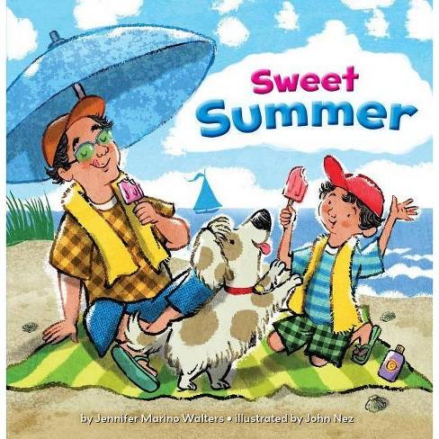 Sweet Summer - (Seasons) by  Jennifer Marino Walters (Paperback) - image 1 of 1