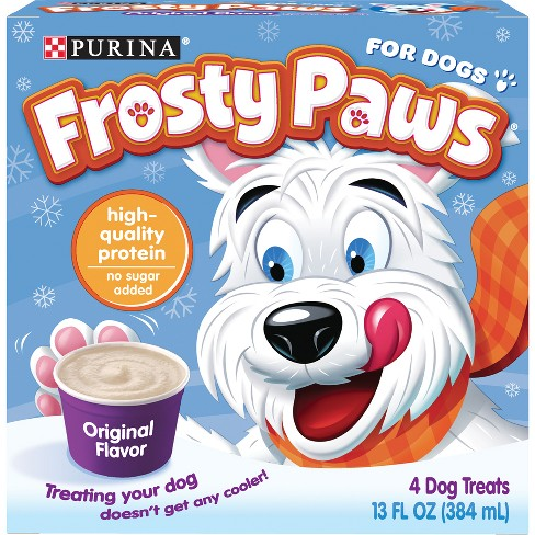 Purina Frosty Paws Frozen Treat - 4ct - image 1 of 3