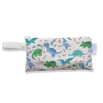 Thirsties Clutch Bag Classic Jurassic