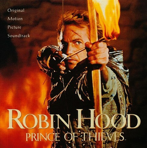 Various - Robin hood:Prince of thieves (CD) - image 1 of 1