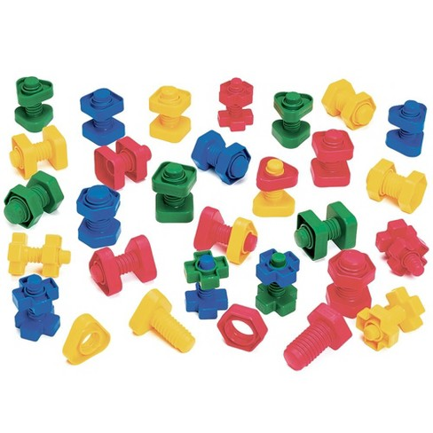 Creative Minds Nuts and Bolts - 96 Pcs - image 1 of 3