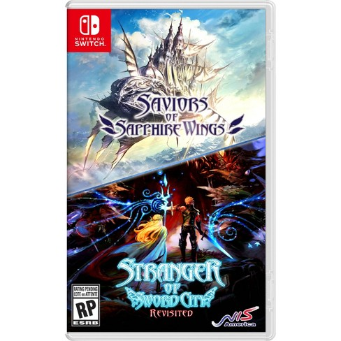 Saviors of Sapphire Wings & Stranger of Sword City Revisited - Nintendo Switch - image 1 of 4