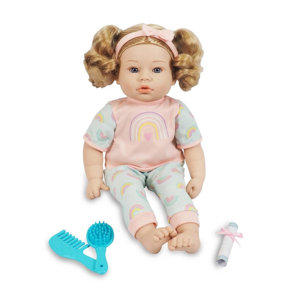 Madame Alexander 18 34 Small Wonders Sweet 38 Happy Baby Beauty Time Rainbow Shirt