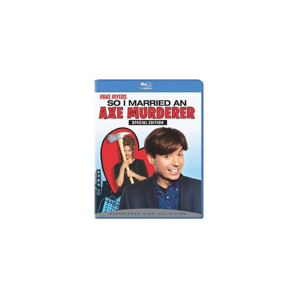 So I Married An Axe Murderer Blu Ray
