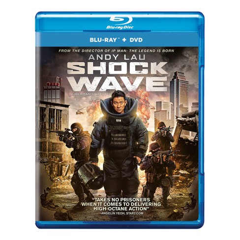 Shock Wave (Blu-ray + DVD) - image 1 of 1