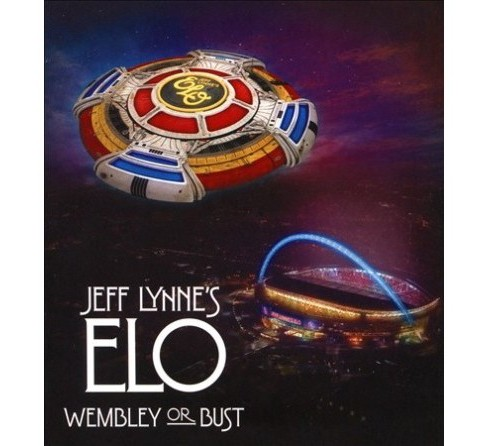 Jeff's Elo Lynne - Wembley Or Bust (CD) - image 1 of 1