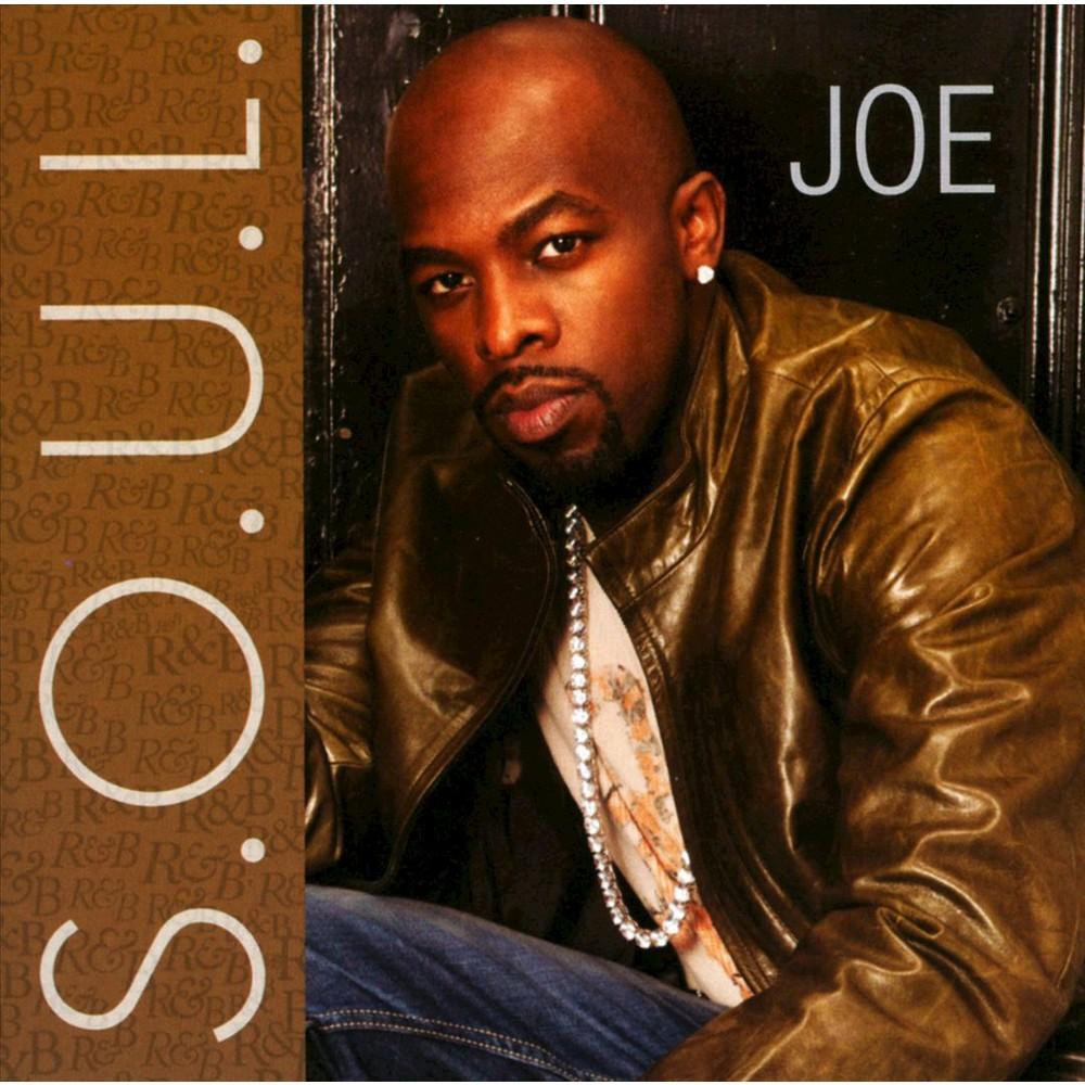 Joe - Soul (CD), Pop Music