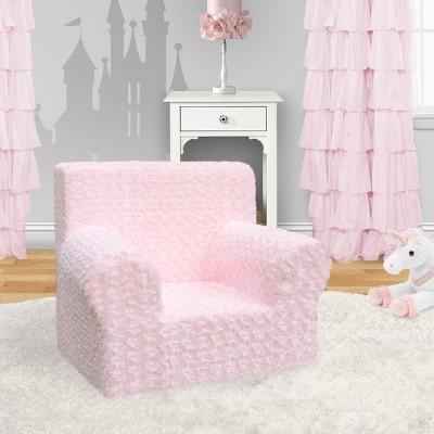 Grab N Go Kidsu0027 Foam Chair With Handle   Rose Cuddle Pink   Kangaroo  Trading Co.