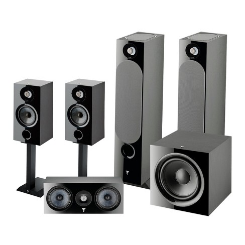 Focal Chora 5.1.2 Channel Dolby Atmos Surround Sound Speaker Package - image 1 of 4