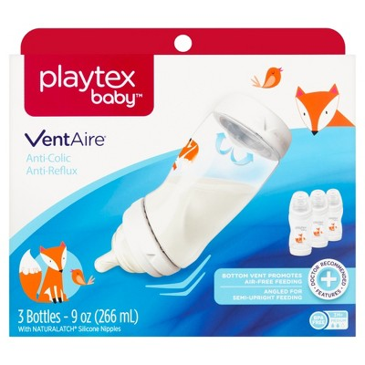Playtex VentAire Decorated 9oz Bottle - 3pk