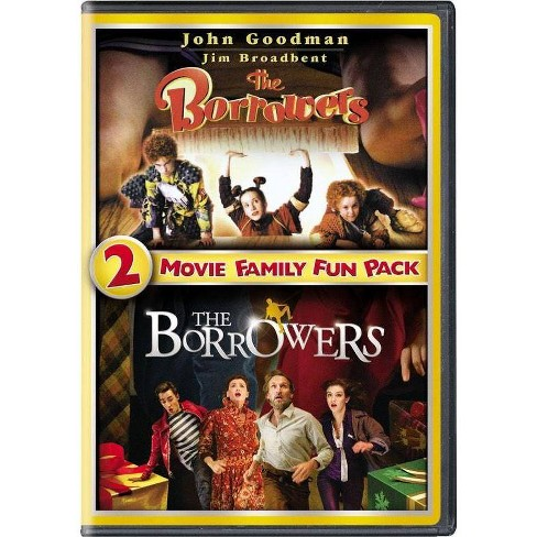 The Borrowers / The Return Of The Borrowers (DVD) - image 1 of 1