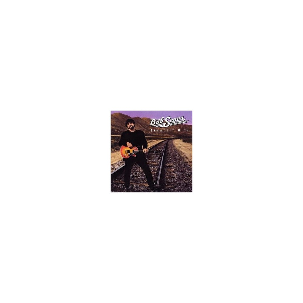 Bob & The Sil Seger - Greatest Hits (Vinyl)