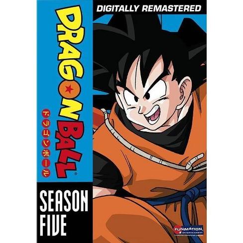 Dragon Ball: Season 5 (DVD) - image 1 of 1