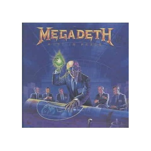 Megadeth - Rust in Peace (Bonus Tracks) (Remaster) (CD) - image 1 of 1